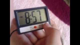 Обзор электронного термометра REXANT