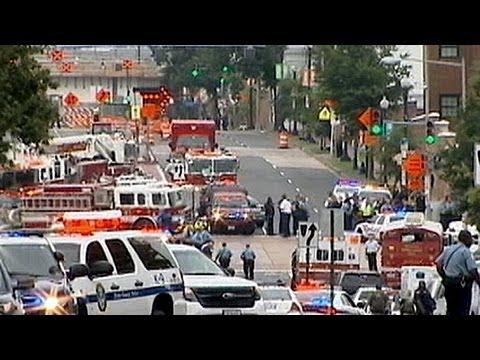 Aaron Alexis Allegedly Kills12 Civilians In Washinton D.C., Navy Yard Shooting