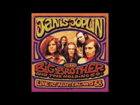Janis Joplin, Big Brother& the Holding CompanyLive at Winterland '68
