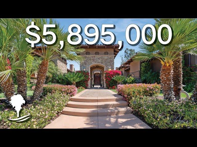 6434 Via Dos Valles, Rancho Santa Fe, CA 92067 | Offered at $5,895,000
