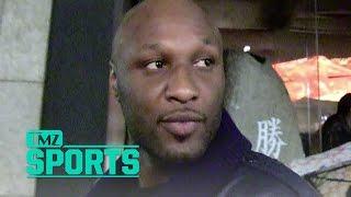 Lamar Odom, Ray of Hope! Heart is Responding (UPDATE) | TMZ Sports