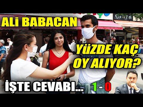 Halk, İnternette İzlenme Rekoru Kıran Ali Babacan'a Oy Verecek Mi? İşte Cevabı...