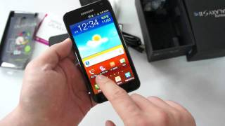 Galaxy S2 HD LTE  Unboxing, 갤럭…