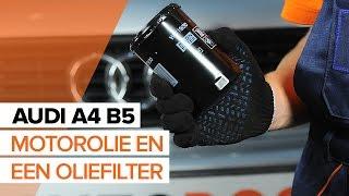 Bekijk onze videohandleidingen over probleemoplossing voor Oliefilter motor AUDI