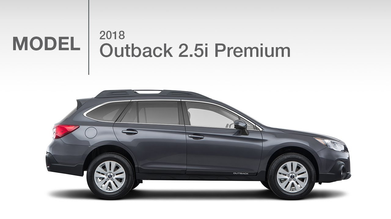 2018 Subaru Outback 2.5i Premium | Model Review - YouTube