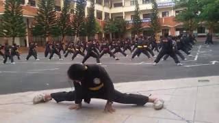 Cách xoạc ngang hiệu quả nhất cho võ cổ truyền,muay thai,karate,taekwondo,kick boxing và aerobic.
