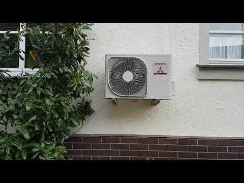 Video-Referenz Lautstärkeentwicklung Klimaanlage