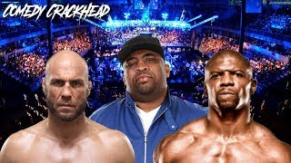 Patrice O'Neal's funny interview with Terry Crews & Randy Couture (Opie & Anthony)