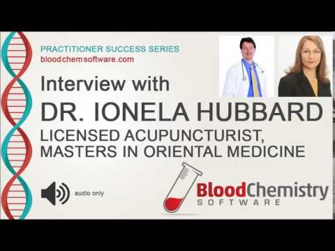 Interview with Dr. Ionela Hubbard - Practitioner Success Story