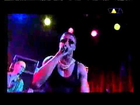 Freestylers feat MC Navigator - Warning - live