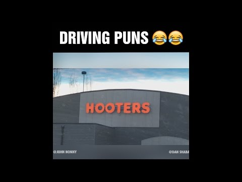 Driving Puns!