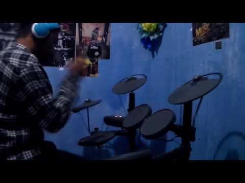 Drum Cover Gecko - Pasti Cemburu By Aguzrush