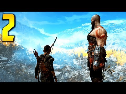 "GOD OF WAR 4 - Part 2 ""THE JOURNEY BEGINS"" (Gameplay/Walkthrough)"
