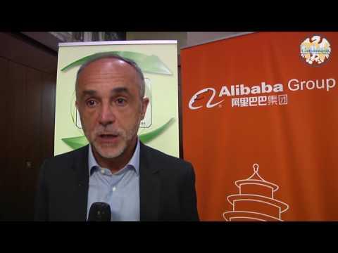 """Aice (Associazione italiana commercio estero) con Alibaba Group """"E-commerce Gateway to China"""""""