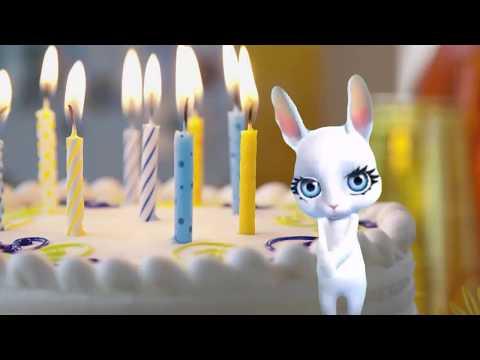 Трогательное поздравление с днем рождения. Открытки с днем рождения.