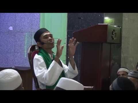 Ustad Abdul Somad Lc MA di Markas Jamaah Tabligh Batam