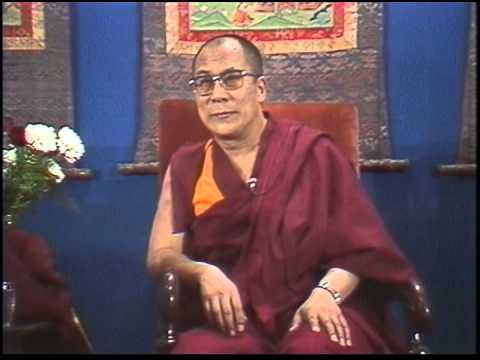 Interview with Tibet's 14th Dalai Lama by Robert AF Thurman, Harvard 1981