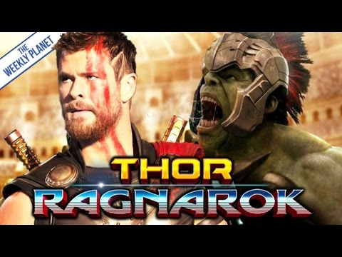 A Video About THOR RAGNAROK