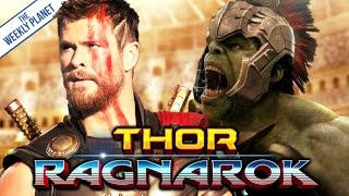 A Video About THOR RAGNAROK