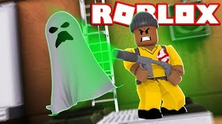 ROBLOX GHOST BUSTERS SIMULATOR