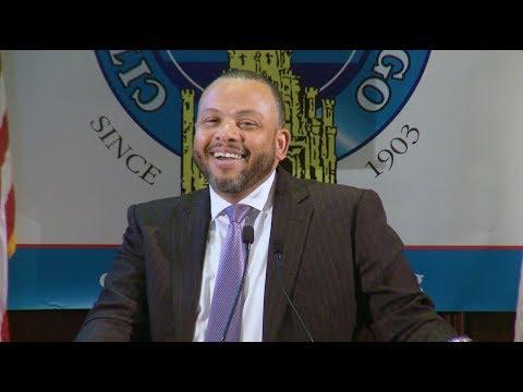Hon. Kurt Summers, Treasurer, City of Chicago