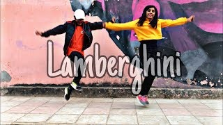 LAMBERGHINI easy dance steps | DANCE CHOREOGRAPHY | The Doorbeen