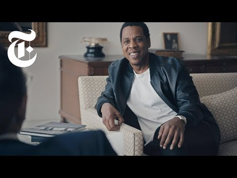 Jay-Z and Dean Baquet, in Conversation