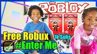 Free ROBUX GIVEAWAY It's ROBUX GIVEAWAY TIME | 1k Subscribers Edition | 22 Winners