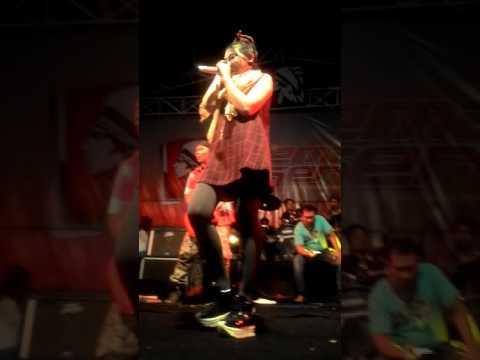Via Vallen - Lungset - Live In Bali