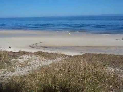 BRIBIE ISLAND BEACH BRISBANE AUSTRALIA