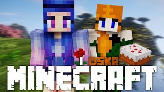 Krowia miejscówka | Minecraft z Oską #7