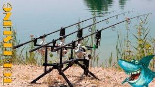 ROD-POD (РОД-ПОД) своими руками. Подставка под удилища. TOP FISHING