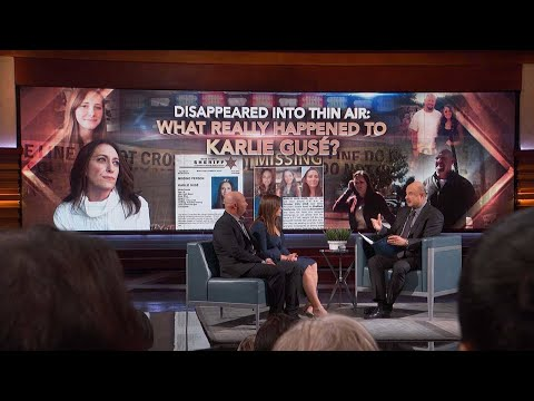 Dr. Phil Advises Guests To Put Aside 'Personal Agendas' And Focus On Finding Their Missing Daught…