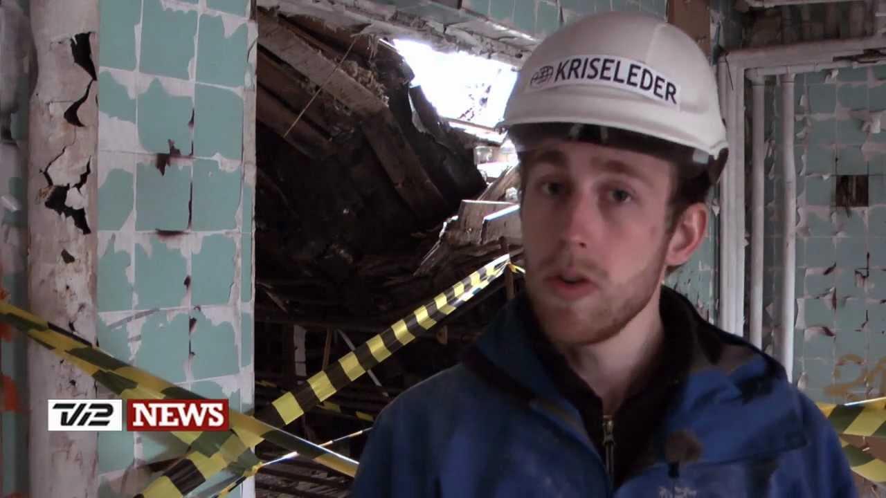 Danmark ramt af jordskælv! | 2012 Finalen