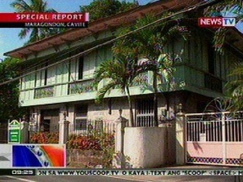 NTG: Special Report: Bahay na pinaglitisan kay Andres Bonifacio, makikita sa Maragondon, Cavite
