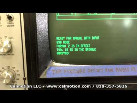 Fadal USB flash drive interface, Calmotion USBCNC-FAD-INT