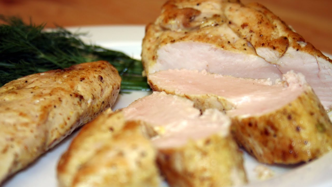 Melt-In-Your-Mouth Chicken Breasts