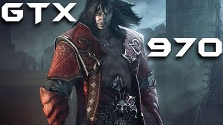 Castlevania: Lords of Shadow 2 | GTX 970 OC | 1080p Max Settings | FRAME-RATE TEST