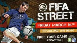 Fugative ft. Mz Bratt and Wiley - Go Hard (FIFA Street Demo Soundtrack)