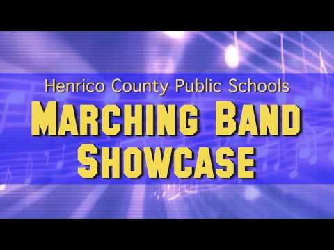 2017 Marching Band Showcase