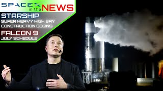 Starship Passes Stress Tests, Static Fire Scheduled | Spacex In The News