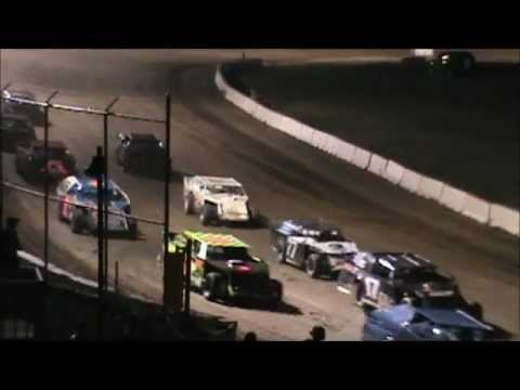 Modified Feature Muskingum County Speedway Modified Feature 07-13-2012