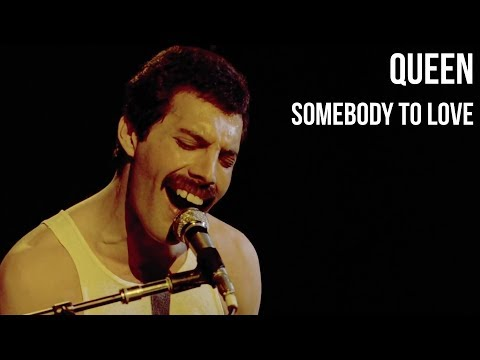 Queen - Somebody to Love   + sub Español
