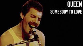 Baixar Queen - Somebody to Love | lyrics + sub Español