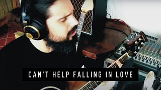 Can't help falling in love - Elvis Presley Cover by Ron Calderón