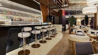Ресторан Rose bar со скидкой 10% | Ресторан Розе бар(Забронировать столик в гриль-ресторане Rose bar со скидкой 10%. В интерьере «Rose Bar» воссоздана палуба роскошной..., 2015-05-18T12:36:34.000Z)