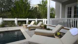 Watercolor Florida 5br Vacation Rental Home, 55 Running Oak Circle