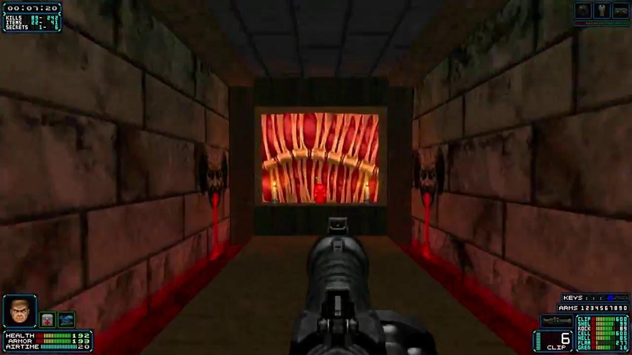 Brutal Doom] Hell On Earth Starter Pack   EP3   Map 28