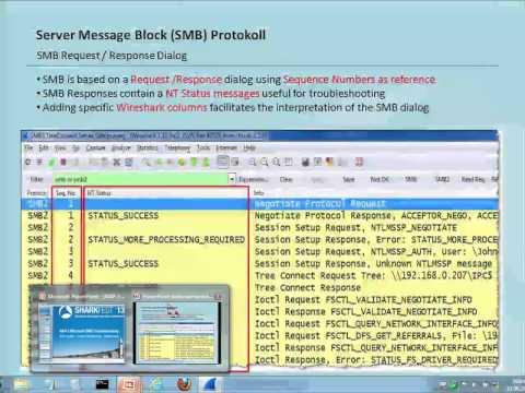 Sharkfest 2013 - Microsoft SMB Troubleshooting (Rolf Leutert)