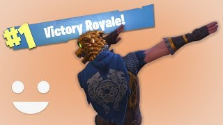Dabbing On My Haters In Fortnite (HUGE GIVEAWAY - In Description)